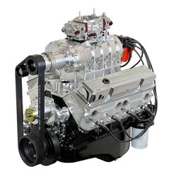 Chevy 350 Blower Complete Engine 500HP