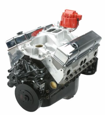 GM 383 inch Vortec Stroker Crate Engine