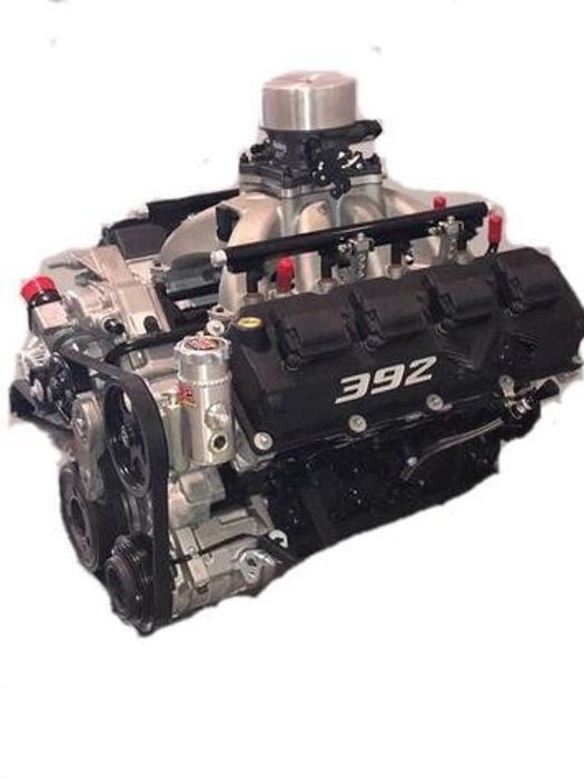 Hemi 392 Crate 540HP Engine