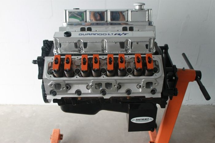 Dodge Magnum 408 Stroker Engines