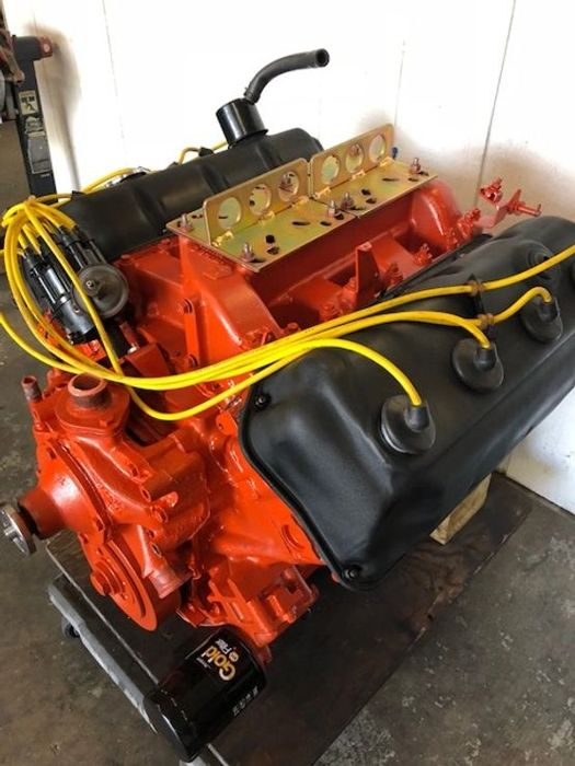 Chrysler 426 Hemi Engine
