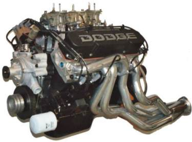 Chrysler 440RB Stroker