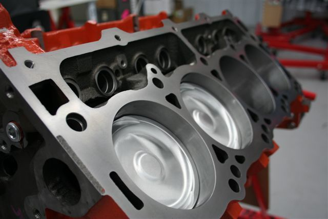 5.7L HEMI 392 Stroker Short Blocks