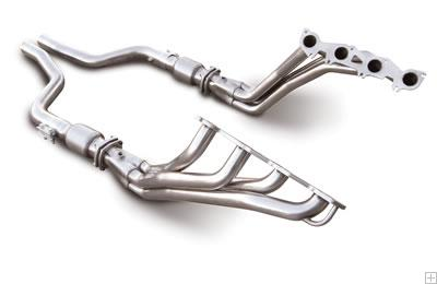 5.7 and 6.1L Hemi Dynatech Supermaxx Headers With Cats