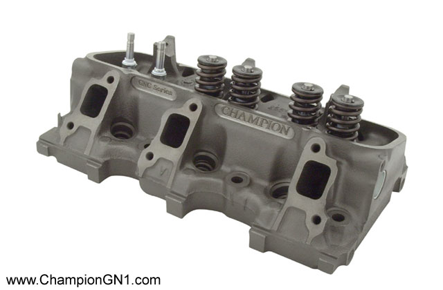 Buick CNC Cylinder Heads