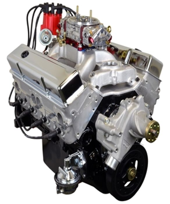 Chevy 350 Complete Engine 408HP