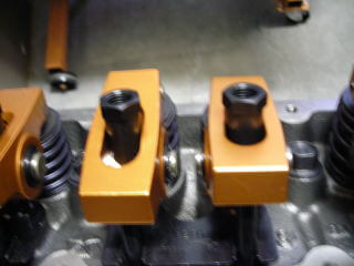 Custom Race Series Adjustable Roller Rockers