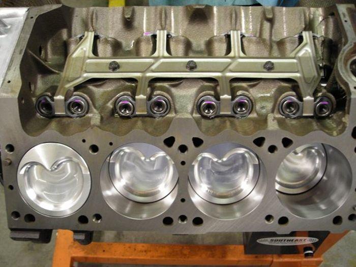 Dodge 408 Magnum Stroker Engines Chrysler LA360 408 Stroker