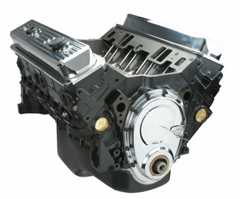 GM 383 TBI Stroker Crate Engine 320 HP 395 TQ