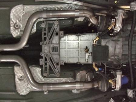 Hemi Twin Turbo on 05 Dodge Magnum Rt