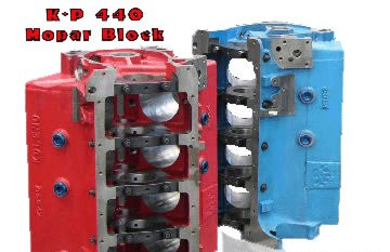 Koffel's Place 440 Engine Blocks