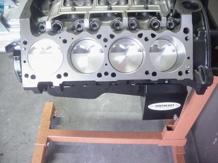 Custom Deep Sump Oil Pans with Extended Pick Ups