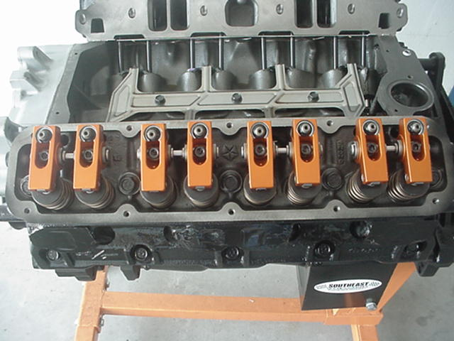 Dodge Magnum 408 Stroker Engines Dodge Magnum 408 Stroker