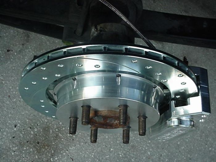 Southeast Performance Custom Disc Brake Conversions