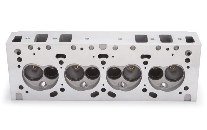 Oldsmobile Cylinder Head Porting Oldsmobile Cylinder Head