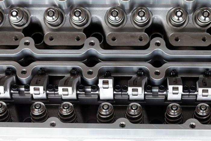 JM Striker Cylinder Heads