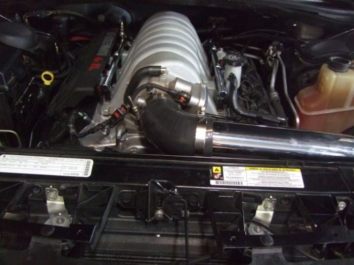 2005-2010 300C Hemi SRT-8 Twin Turbo Kit