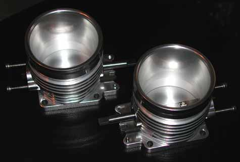 F&B Gen 2 Viper Throttle Bodies