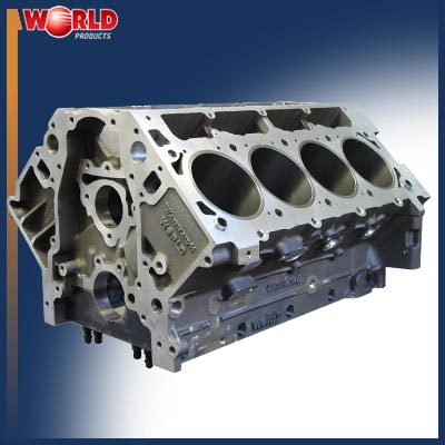 World Warhawk Aluminum LS Series Blocks