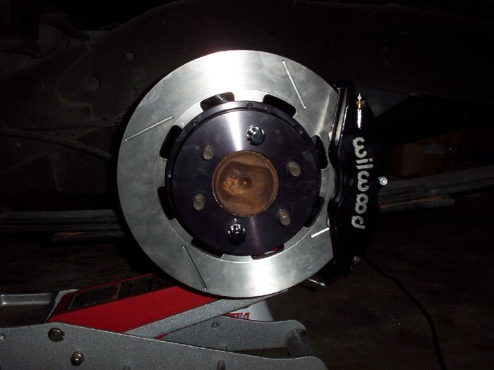 Wilwood Dakota R/T Disc Brake Kits