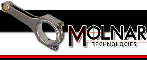 Molnar technologies Connecting Rods