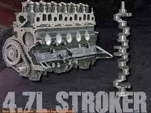JEEP 4.7 Stroker Engines