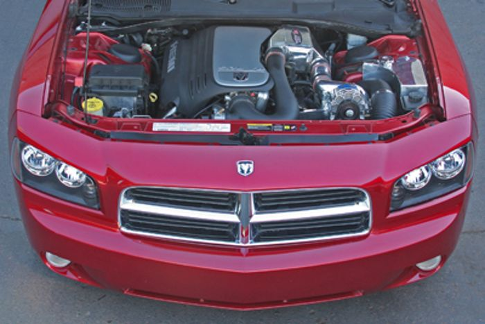 5.7 and 6.1 Hemi ATI Procharger Tuner Kits