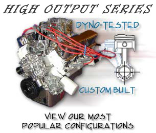 High Output Series Stage 1