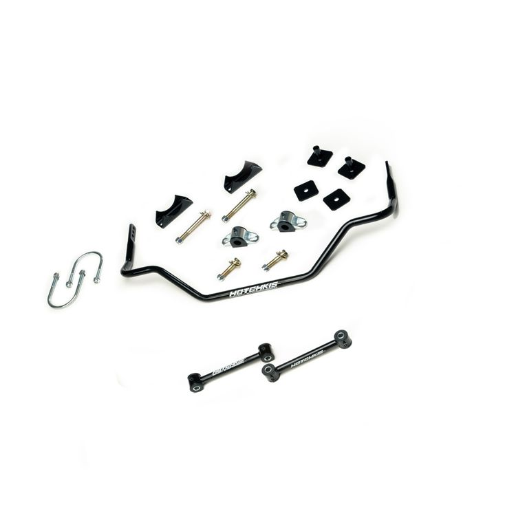 1964 – 1966 Mustang Rear Sway Bar Set from Hotchkis Suspensions