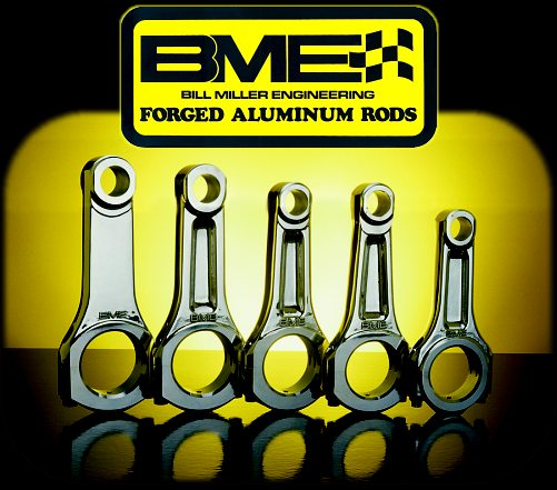 BME Aluminum Connecting Rods