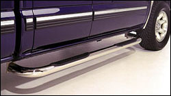 Nasta Running Boards and Components