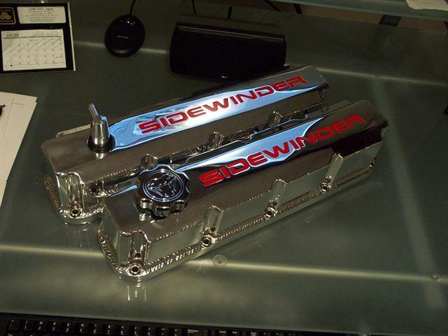 Southeast Performance Custom Billet Valve Covers