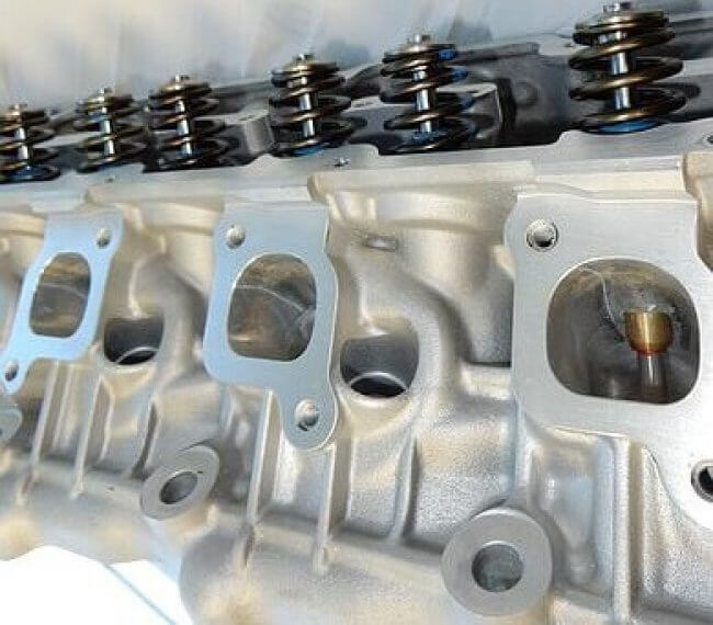 Viper C&C Ported Cylinder Heads